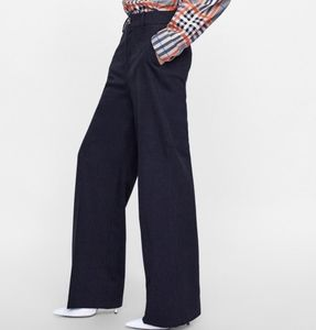 ZARA NWOT Wide Leg Pants ( Office Wardrobe)